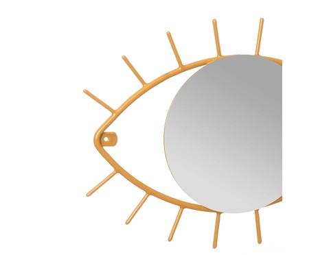 Espelho de Parede Olho Karin - Dourado | WestwingNow
