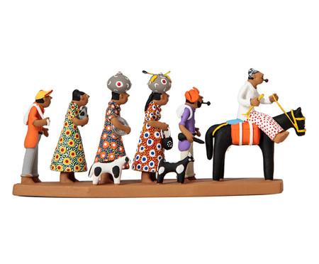 Miniatura Família de Retirantes   WestwingNow