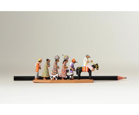 Miniatura Família de Retirantes | WestwingNow