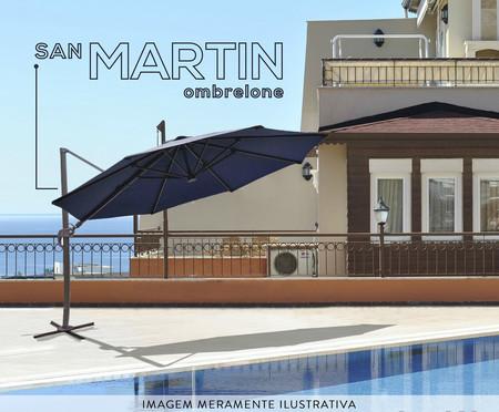 Ombrelone San Martin - Azul Marinho | WestwingNow