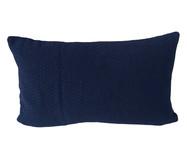 Capa de Almofada Martina - Azul Marinho | WestwingNow