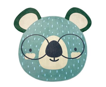 Tapete Redondo Infantil Rosto Koala | WestwingNow
