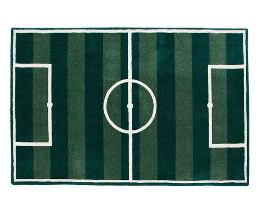 Tapete Infantil Campo de Futebol, colorido | WestwingNow