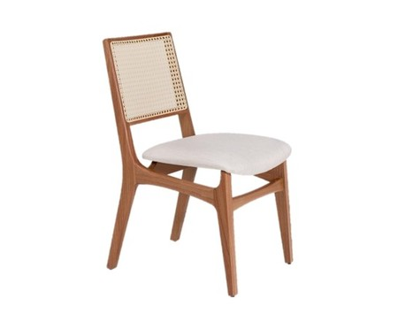 Cadeira Dora - Natural   WestwingNow