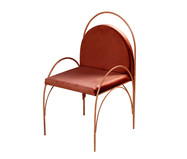 Cadeira Arco - Terracota | WestwingNow