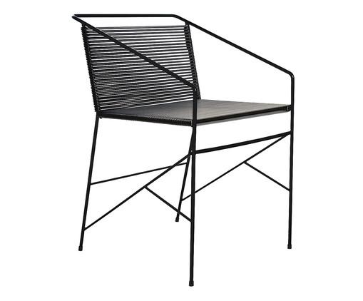 Cadeira Sabiá - Preta, Preto   WestwingNow