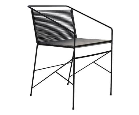 Cadeira Sabiá - Preta | WestwingNow