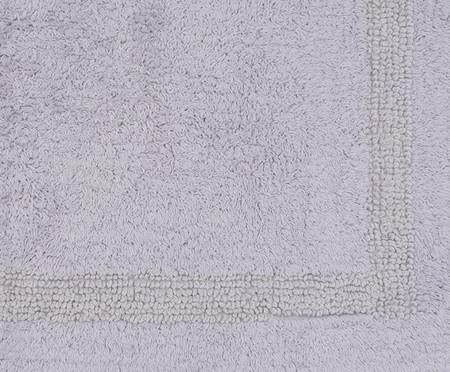 Tapetinho de Banheiro de Banheiro Lyon Lilás - 1.400G/M² | WestwingNow