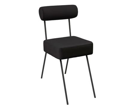 Cadeira Rolinho - Preto | WestwingNow