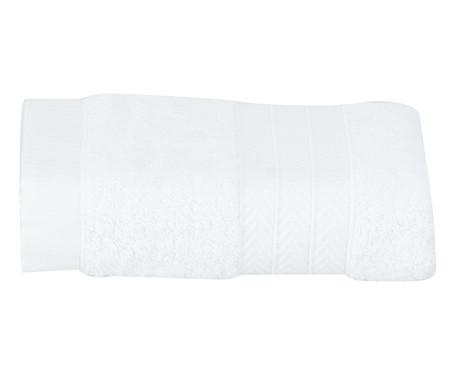 Jogo de Toalhas Naturall Branco - 550g/m² | WestwingNow