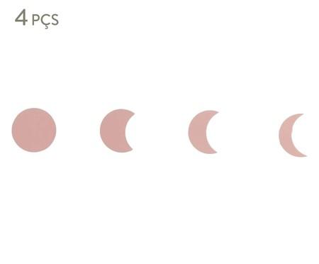 Conjunto de Ganchos Misty Fases da Lua - Rosa | WestwingNow