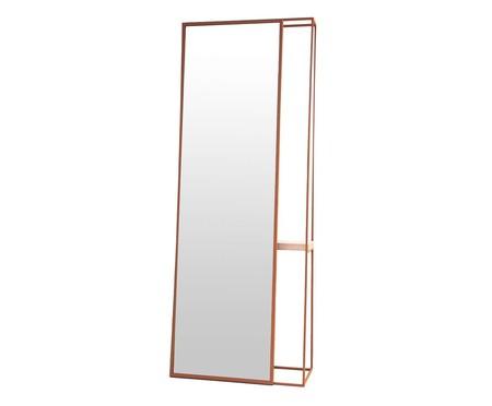 Espelho de Chão Guedes - Terracota | WestwingNow