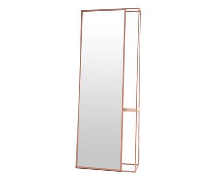 Espelho de Chão Guedes - Rosa | WestwingNow