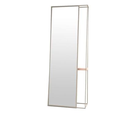 Espelho de Chão Guedes - Cinza | WestwingNow