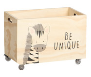 Caixa Organizadora Safari Zebra | WestwingNow