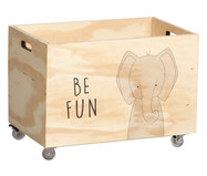 Caixa Organizadora Safari Elefante | WestwingNow