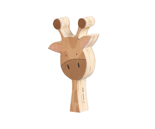 Adorno Girafa, Colorido   WestwingNow