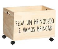 Caixa Organizadora Frases Pega | WestwingNow