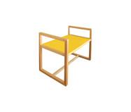 Mesa Trevo - Amarelo | WestwingNow