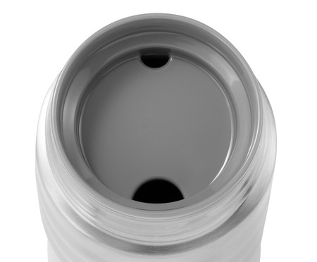 Garrafa Térmica Twist Preta - 500ml | WestwingNow