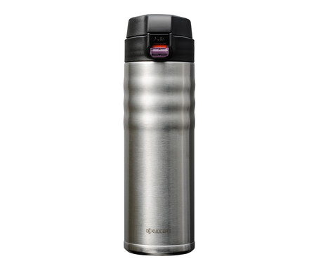 Garrafa Térmica Flip Top Silver - 500 ml | WestwingNow