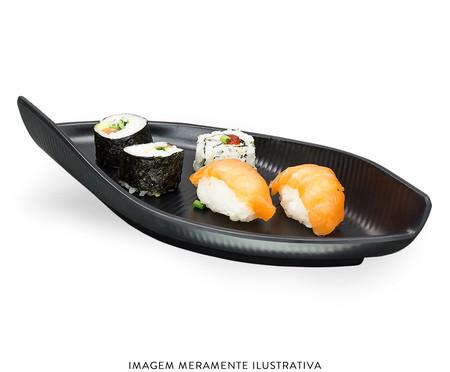 Travessa para Sushi Megg - Preta | WestwingNow
