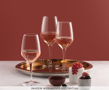 Jogo de Taças para Vinho Huile - Transparente | WestwingNow