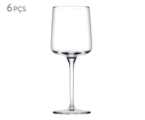 Jogo de Taças para Vinho Bea - Transparente, Transparente | WestwingNow