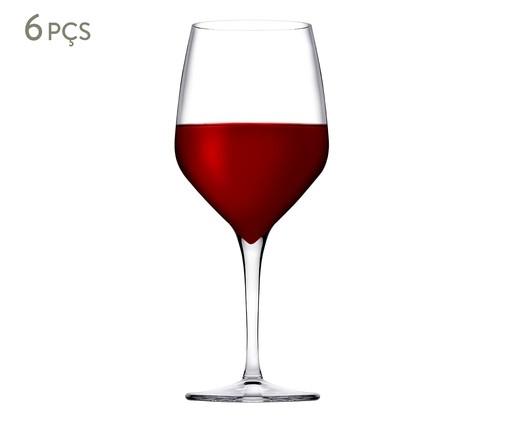 Jogo de Taças para Vinho Canaro - Transparente, Transparente | WestwingNow