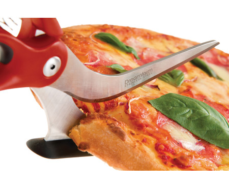 Tesoura para Pizza Nham - Vermelha | WestwingNow