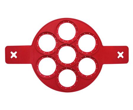 Molde para Panquecas Kelly - Vermelho | WestwingNow