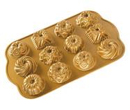 Forma para Cupcakes Clara - Dourada | WestwingNow