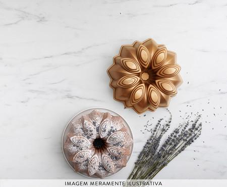 Forma para Bolo Bloom - Cobre | WestwingNow