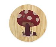 Placa Decorativa Selva Cogumelo | WestwingNow