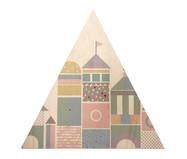 Placa Decorativa Candy Castelo | WestwingNow