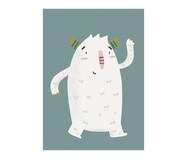 Pôster Coleção Especial Monster Cute | WestwingNow