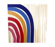 Placa Decorativa Mysticona Arco -Íris | WestwingNow