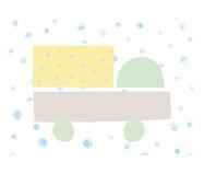 Pôster Candy Caminhão | WestwingNow