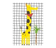 Pôster Girafa Viagem Fantástica | WestwingNow