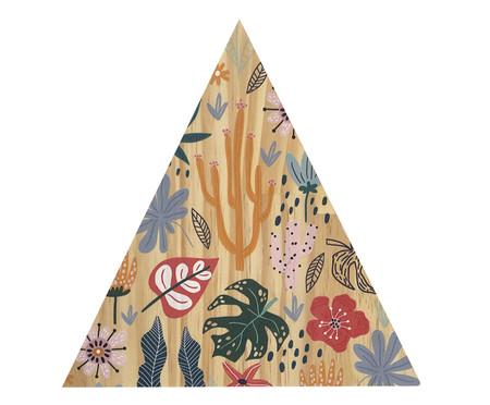 Placa Decorativa Selva Florida | WestwingNow