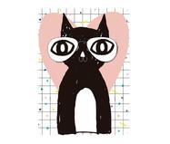 Pôster Gato Lover Viagem Fantástica | WestwingNow