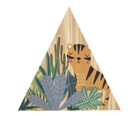 Placa Decorativa Selva Tigre | WestwingNow