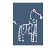 Pôster Collab Zebra | WestwingNow