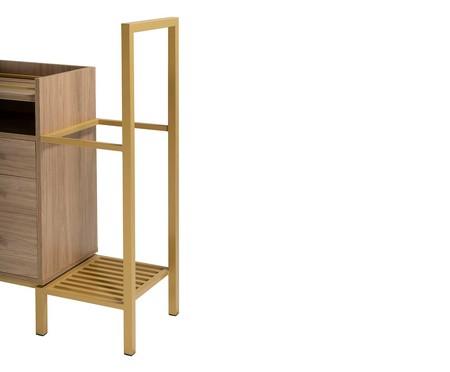 Cômoda Kind - Itapuã e Dourado | WestwingNow