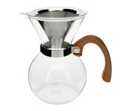 Passador de Café em Virdro Ofélia - Transparente | WestwingNow