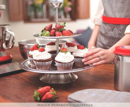 Balança Culinária Digital em Inox Millie - Prata | WestwingNow