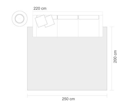 Tapete Art Safia - Rubi | WestwingNow