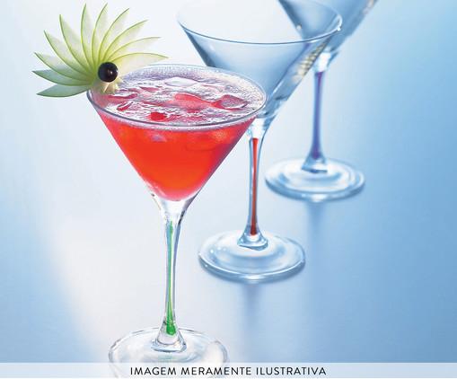 Taça para Martini Cindy - Transparente, Transparente   WestwingNow