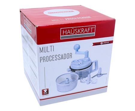 Multi Processador em Inox Cross - Branco | WestwingNow