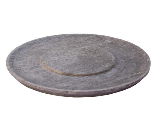 Petisqueira em Pedra Sabão Greta - Cinza, Cinza   WestwingNow